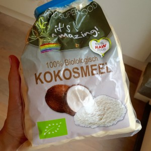 Kokosmeel van It's Amazing